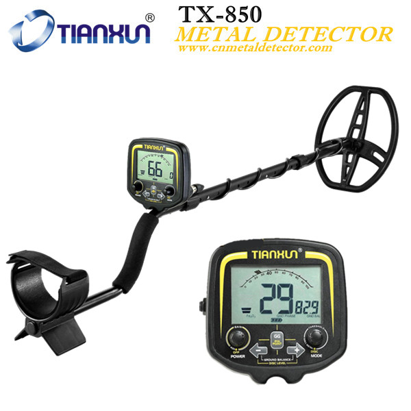 TX-850 Ground Metal Detector