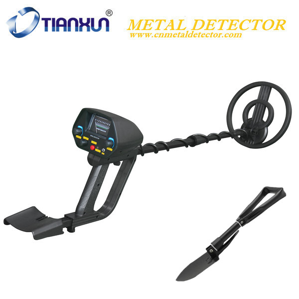 MD-4080 Black Upgraded Hobby Metal Detector